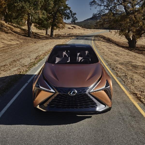 Lexus LF1 Mengantar Dunia Ke Masa Depan