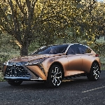 Lexus Dikabarkan akan Merilis SUV, Tenaganya hingga 600 Hp