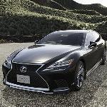 Lexus LS Mendapat Tampilan Baru yang Sporty