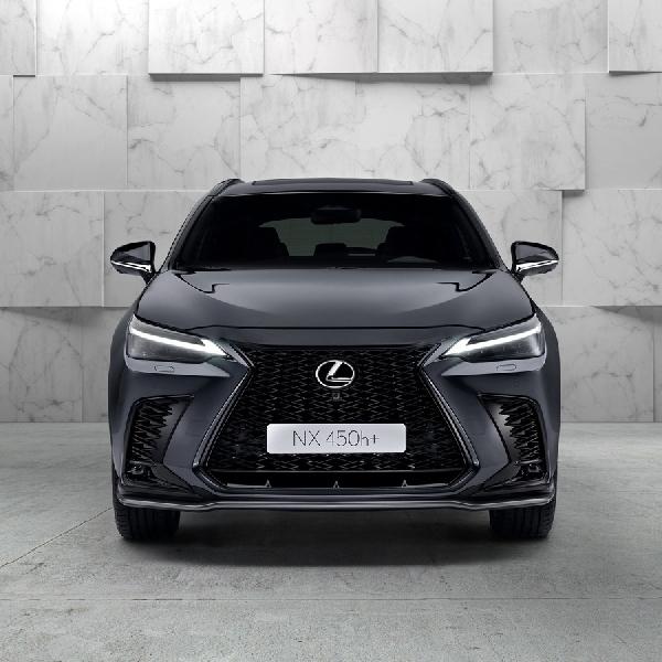 Lexus NX 2022 Hadir dengan Pembaruan Sistem Infotainment