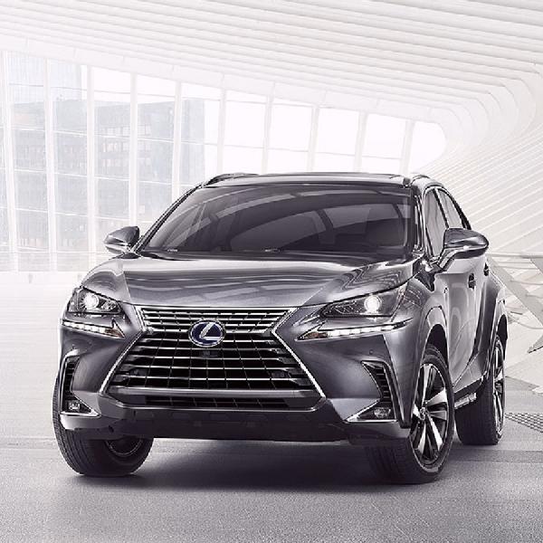 Lexus Sedang Persiapkan NX450h+ PHEV