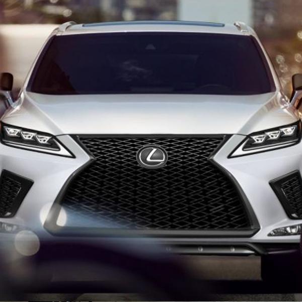Lexus RX Black Line 2021 Special Edition Hanya Tersedia 1.000 unit