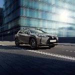 Lexus UX Hybrid 2021, Special Edition Berganti Model Menjadi Sporty