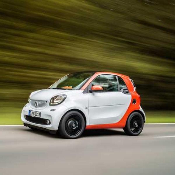 Mercedes dan Geely Sepakat Bangkitkan Kembali Smart