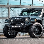 Liberty Walk, Membuat Jeep Wrangler Tampak Luar Biasa
