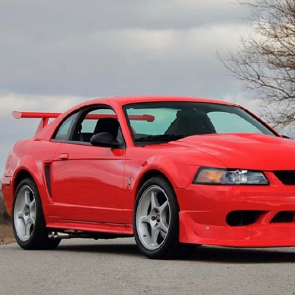Limited Edition, Ford Mustang SVT Cobra R Dilelang Harga Sejarah