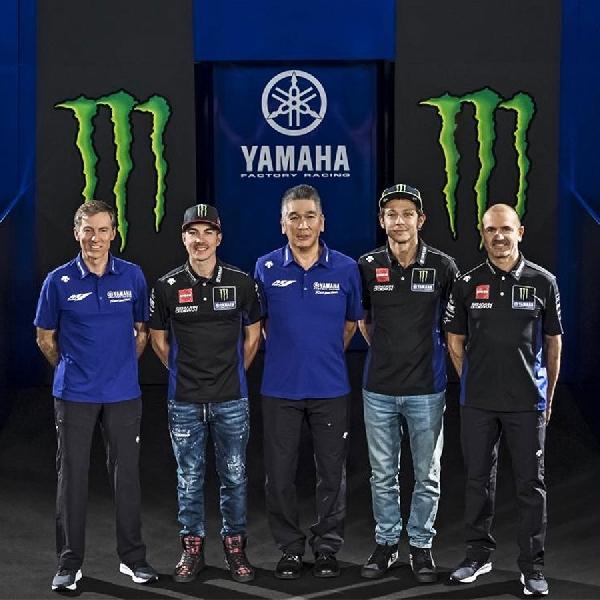 Lin Jarvis Bandingkan Perilaku Yamaha dan Honda Terhadap Pembalapnya
