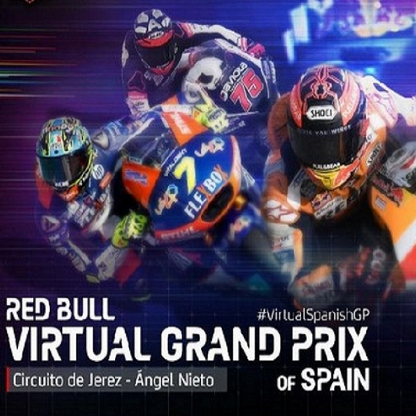 MotoGP: Line-Up Virtual Grand Prix MotoGP di Jerez