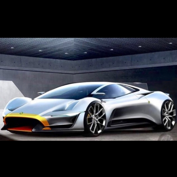 Lister Bocorkan Teaser Modern Storm Supercar