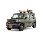 Little D, Land Rover Mini Berbasis Daihatsu Taft