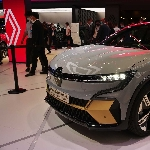 Renault Megane E-Tech Electric Terungkap, All New Electric SUV