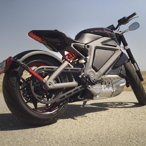 Harley Davidson Ketularan Bikin Kendaraan Listrik