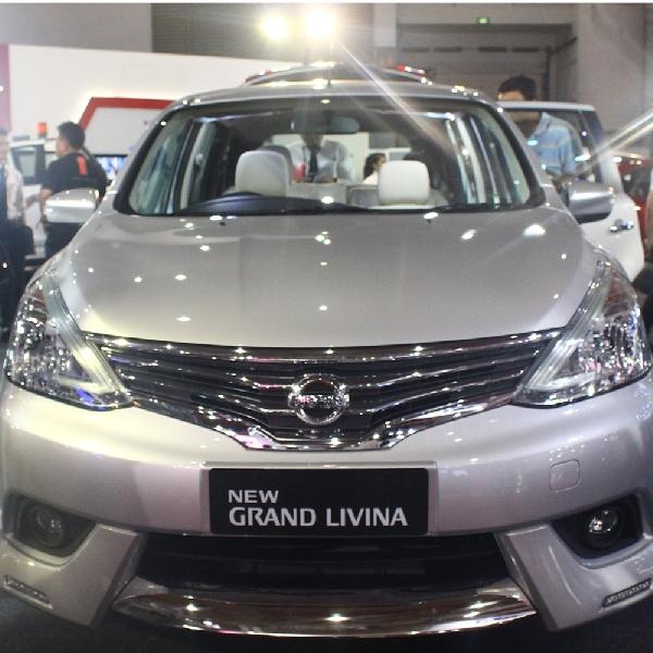 Meski Tak Banyak Beda, Nissan Grand Livina Special Version Cukup Diminati
