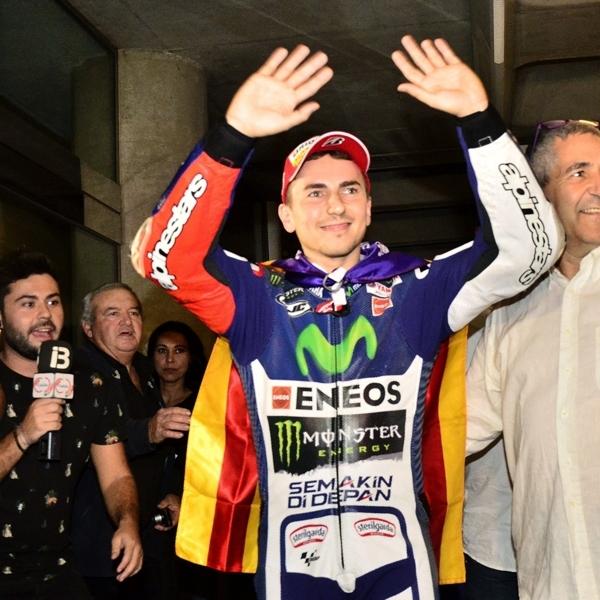 MotoGP: Lorenzo Batal Turun ROC