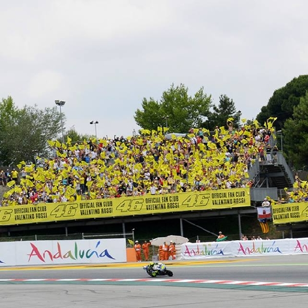 MotoGP: Lorenzo Sebut Fans Rossi Berisik