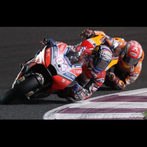 Losail International Circuit Masih Kurang Akrab Dengan Marc Marquez