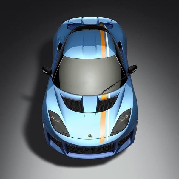 Desain Spesial Lotus Evora 400 Exclusive