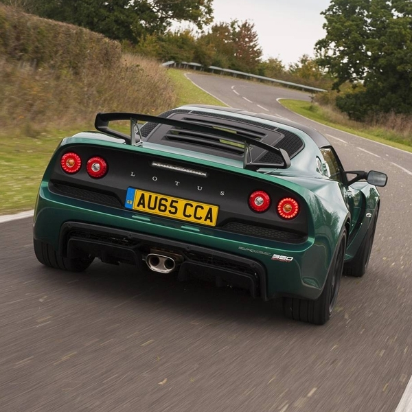 Lotus Exige Sport 350 Paling Kuat Hadir Tahun Depan