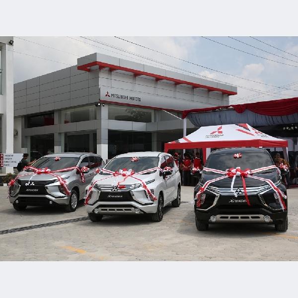 Mitsubishi Motors Perkuat Jaringan Diler di Lajur Lintas Sumatera