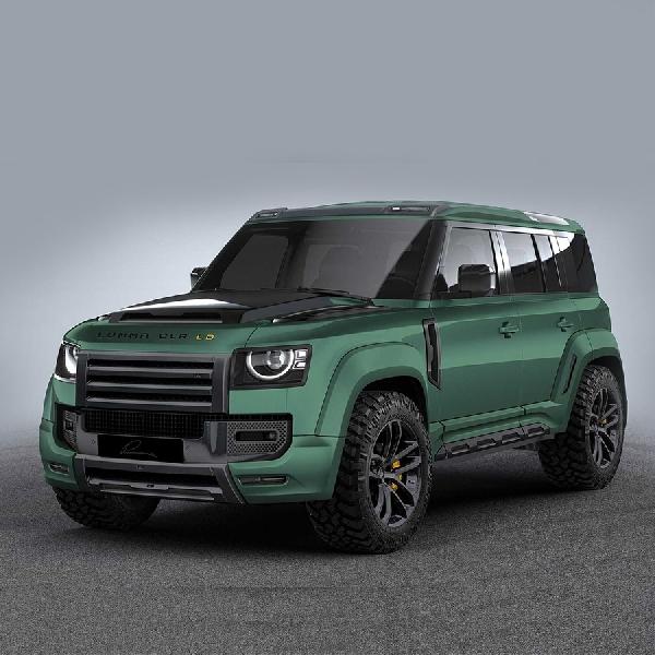 Lumma Design Rancang Bodykit Untuk New Land Rover Defender