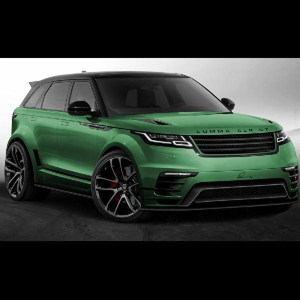 Modifikasi Range Rover Velar Widebody oleh Lumma