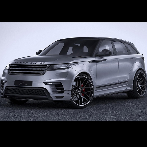 Lumma Design Bikin Kit Modifikasi Range Rover Velar