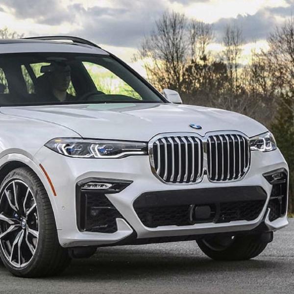 Tampilan BMW X7 Miliki Lampu tak Biasa