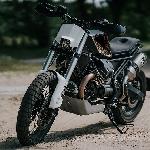 Luuc Muis Rancang Ulang Moto Guzzi V85