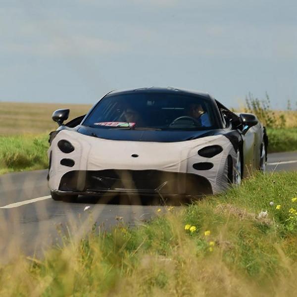 New McLaren 2018, Sosok Penerus Seri 650S