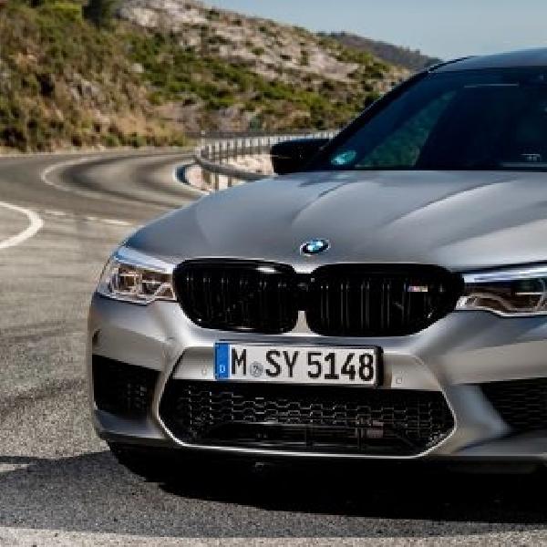 Konsumen di Indonesia Sudah Bisa Memesan BMW M5 Terbaru