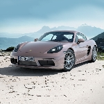Makin Mahal, Porsche 718 2022 Tambah Dua Warna Eksterior Baru
