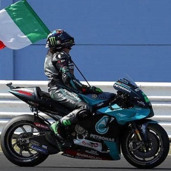 MotoGP: Makin Percaya Diri, Franco Morbidelli Siap Berjuang Untuk Podium MotoGP 2021