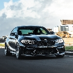 Makin Sangar, Tenaga BMW M2 dari Manhart Lampaui M4