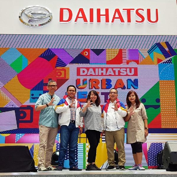 Daihatsu Ajak Para Milenial Hang-out Di Urban Fest Bandung