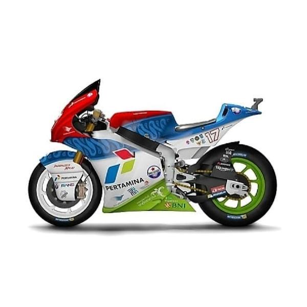 Mandalika SAG Racing Team Siap Bersaing di Papan Atas Moto2 2021