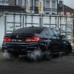 Manhart Ubah BMW M5 Menjadi 823-HP MH5 Black Edition