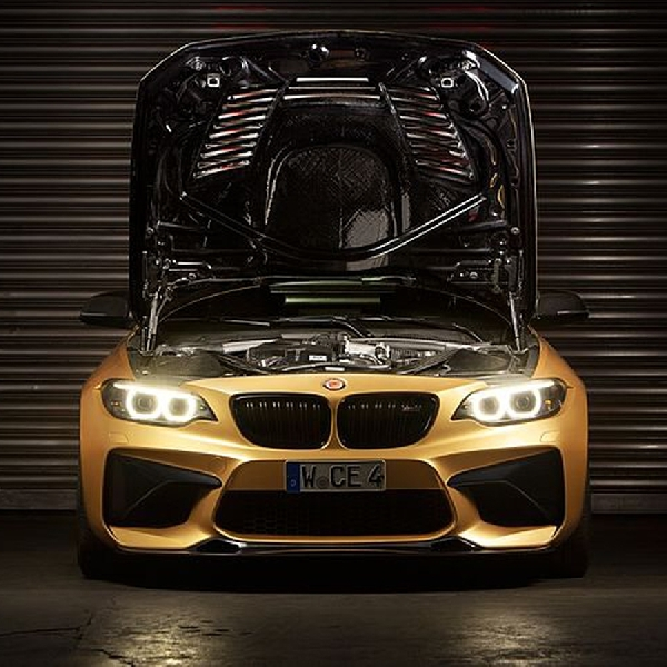 Manhart BMW M2 - Lebih Galak dari Huracan