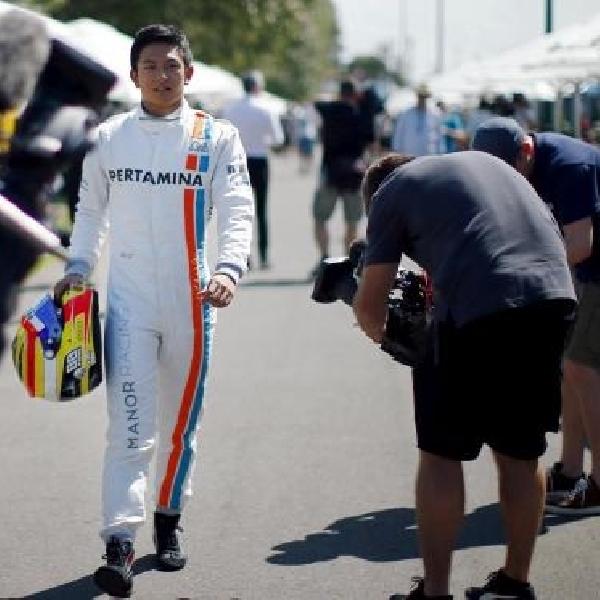 F1: Manor Fokus Benahi Daya Tahan Mobil