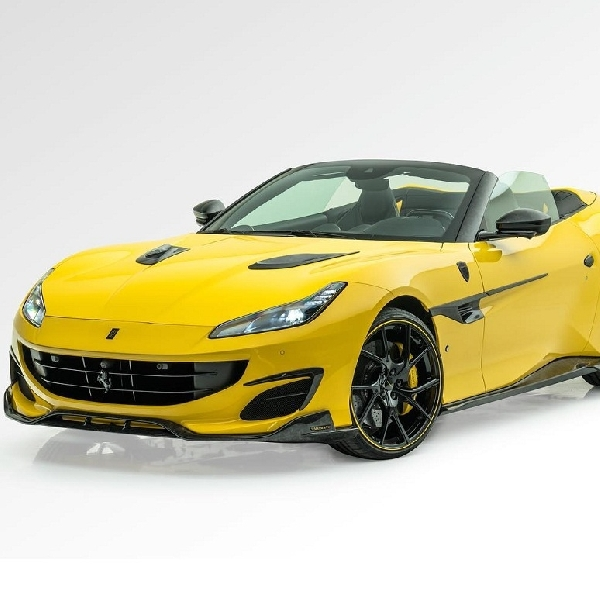 Mansory Perkenalkan Paket Upgrade Untuk Ferrari Portofino M