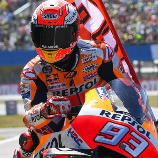Marc Marquez Absen di Sisa Musim MotoGP 2020, Fokus ke 2021