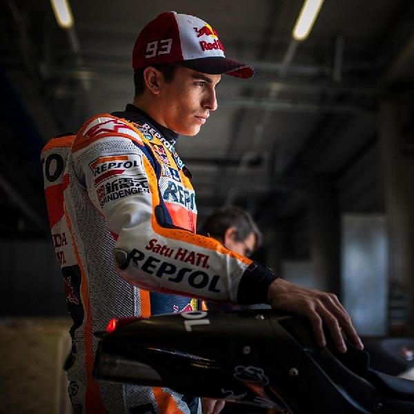 MotoGP: Marc Marquez Belum Siap 100% untuk Jalani Uji Coba di Sepang