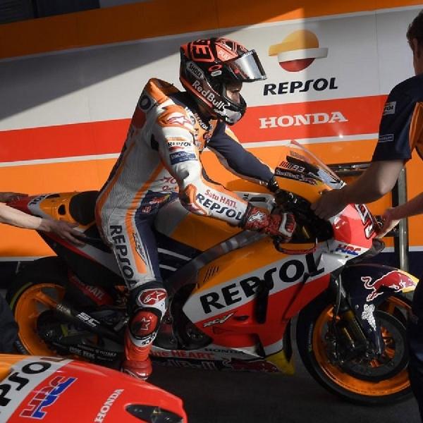 MotoGP: Marc Marquez Berpeluang Tampil di MotoGP Qatar?