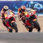 MotoGP: Marc Marquez Dedikasikan 'Triple Crown' untuk Jorge Lorenzo