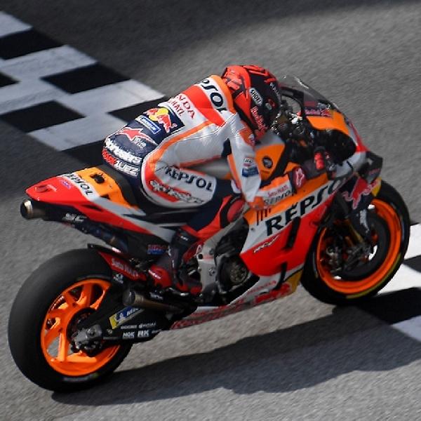 MotoGP: Kata Marquez Ducati Melakukan Kontak, Tapi Honda yang Terbaik