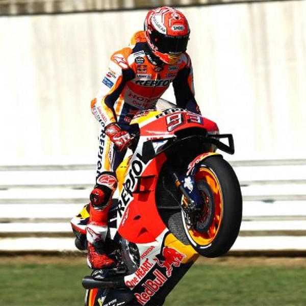 MotoGP: Insiden dengan Rossi Jadi Motivasi Tambahan untuk Marquez