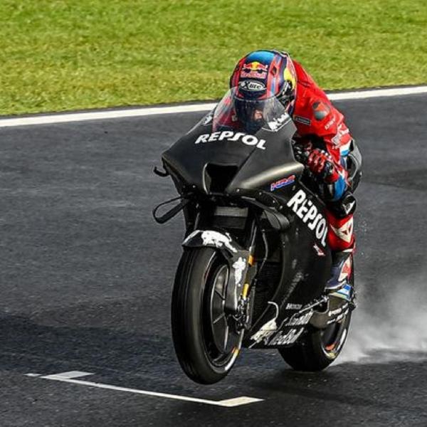 MotoGP: Marc Marquez Klaim Ada Perubahan Besar Untuk Prototipe Honda 2022