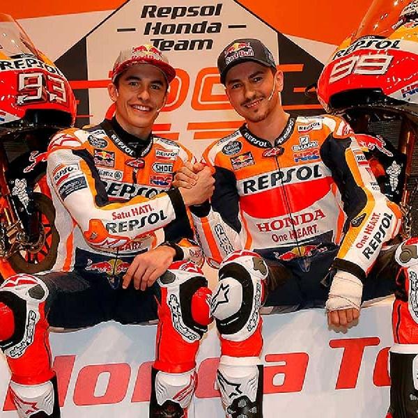 MotoGP: Bagi Marc Marquez, Lorenzo Tidak Layak Mengakhiri Kariernya Seperti Itu