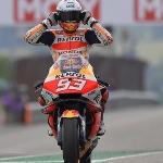 MotoGP: Marc Marquez Pertahankan Rekor Kemenangan di Sirkuit Sachsenring