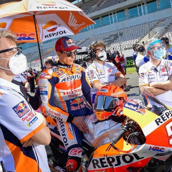 MotoGP: Marc Marquez Pesimis Jelang MotoGP Italia
