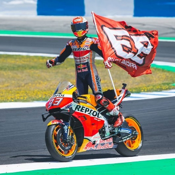 Jelang Grand Prix Ceko, Marc Marquez Lebih Waspada